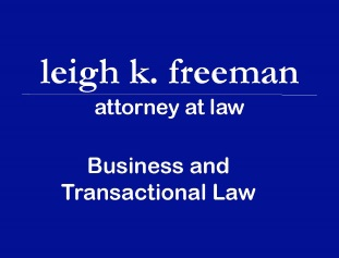 Leigh Freeman, Attorney at Law